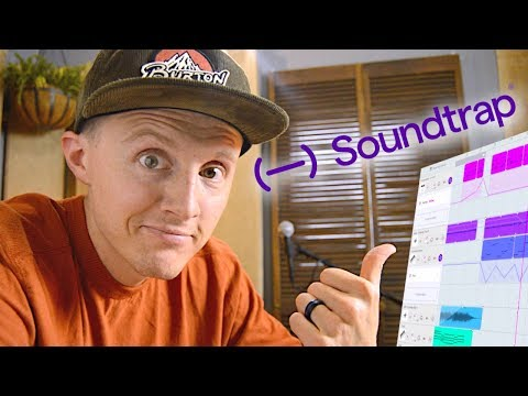 SOUNDTRAP - music studio in your browser!