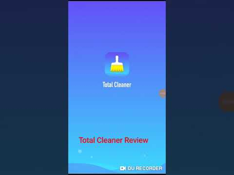 Total Cleaner - How to use it.