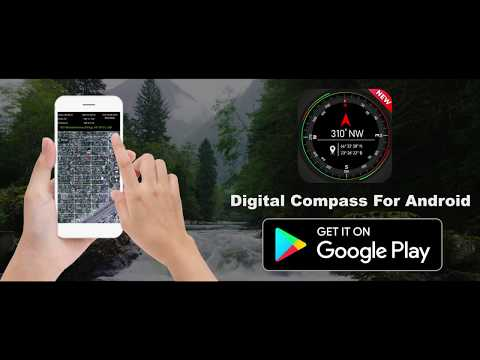 Digital compass for Android 2019