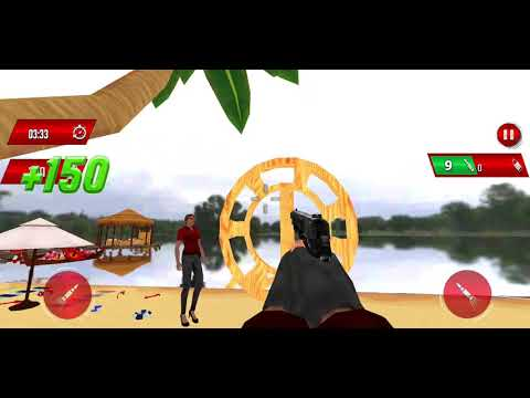 Real Bottle Shooter Hero 2019: Free Shooting Game | Android Gameplay FHD