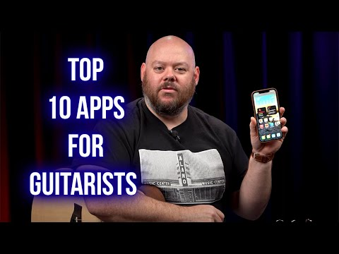 Top 10 Apps for Guitarists!