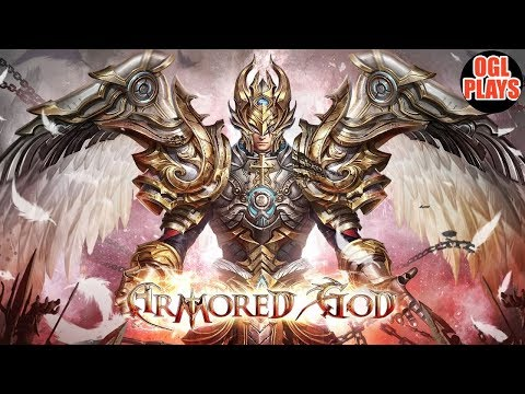 ARMORED GOD - MMORPG GAMEPLAY (ANDROID IOS)