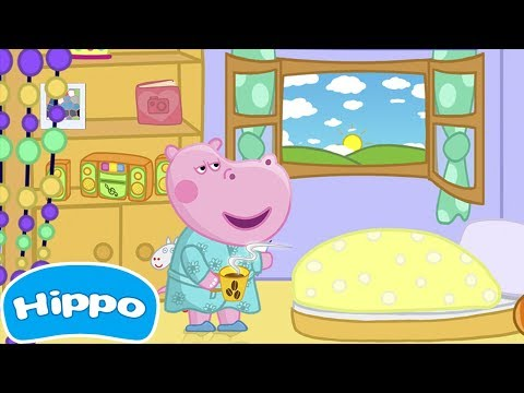 video review of Good morning. Educational kids games