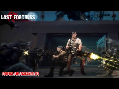 Last Fortress: Underground Gameplay First Look (Android APK)