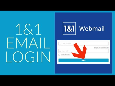 1and1 Email Login 2021: 1&1 Webmail Login | ionos.email.login