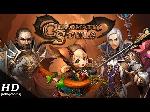 Chromatic Souls Android Gameplay