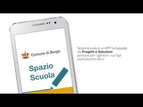 video review of SpazioScuola