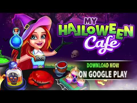 video review of Halloween Cooking