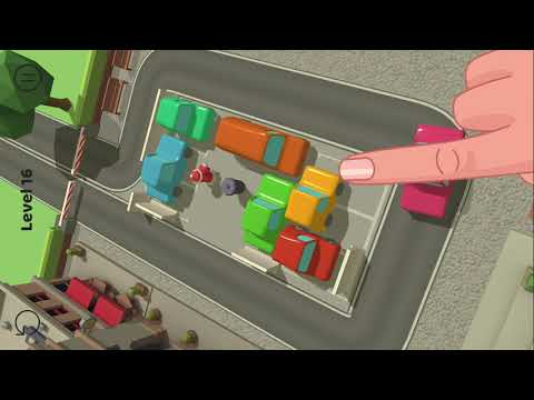 video review of Parking Jam 3D