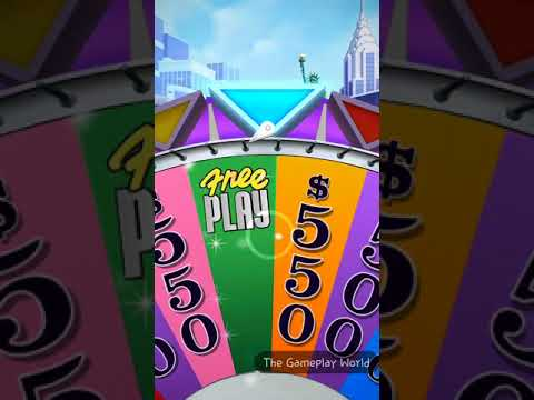 Wheel of Fortune - Android Gameplay