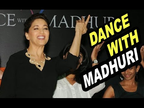 Dance With Madhuri - Full Video of 'DanceWithMadhuri' Mobile App Launch Event!!