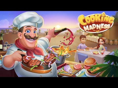👨🍳 Cooking Madness - A Chef's Restaurant Games - Top Best Android App for Kids 👨🍳