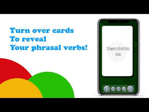 video review of Phrasal Verbs Cards with Games