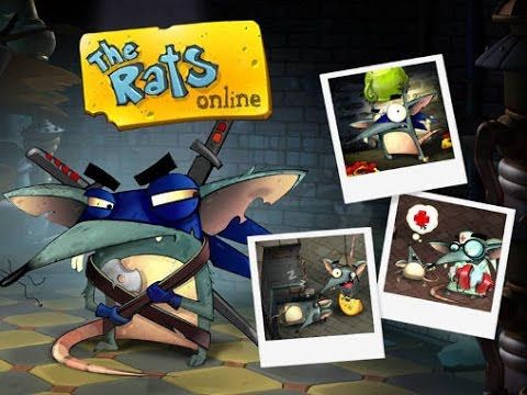 The Rats Online (By INTENIUM GmbH) iOS / Android Gameplay Video