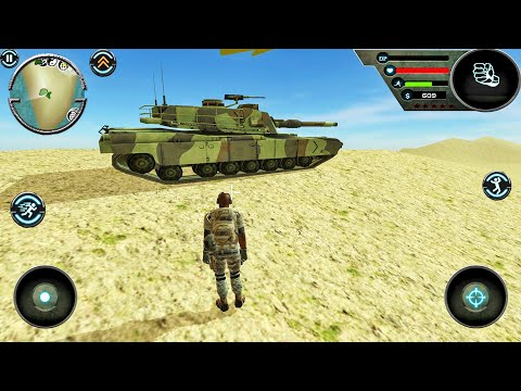 Army Car Driver | by Naxeex LLC | New Update | Android Gameplay HD