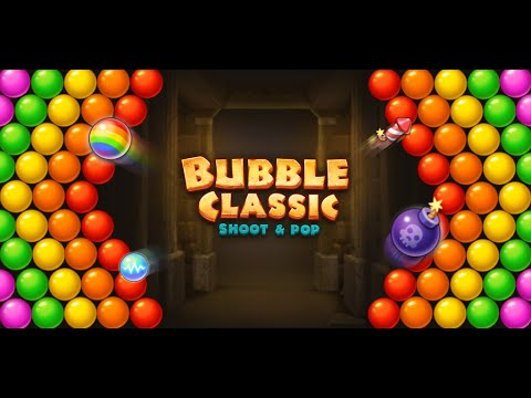 video review of Bubble Classic! Shoot & Pop