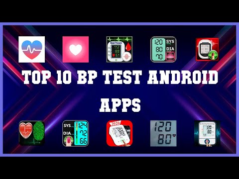 Top 10 BP Test Android App | Review