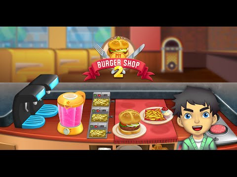 video review of My Burger Shop 2