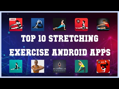 Top 10 stretching exercise Android App   Review