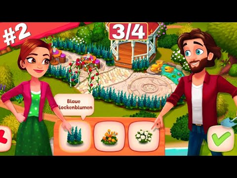 Delicious Bed & Breakfast Gameplay Walkthrough Chapter 3/4 iOS Android Story