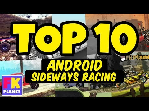 Top10   Android Sideways Racing