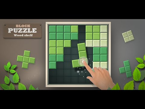 video review of Block Puzzle, Beautiful Brain Game