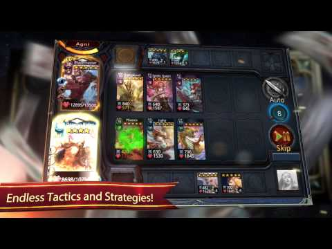 video review of Deck Heroes
