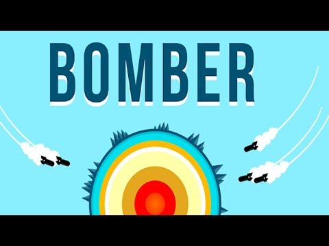Planet Bomber - Android Gameplay (By VOODOO)