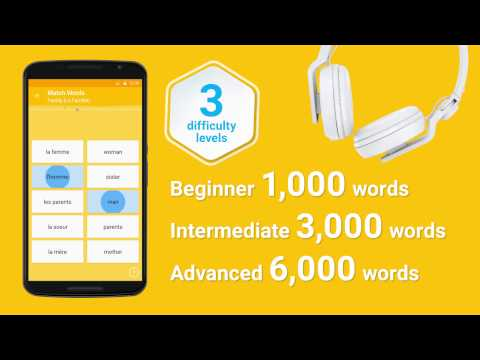 Learn French with FunEasyLearn (Android, iOS)!