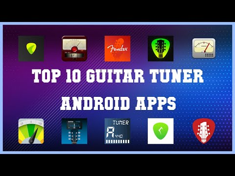 Top 10 Guitar tuner Android App | Review