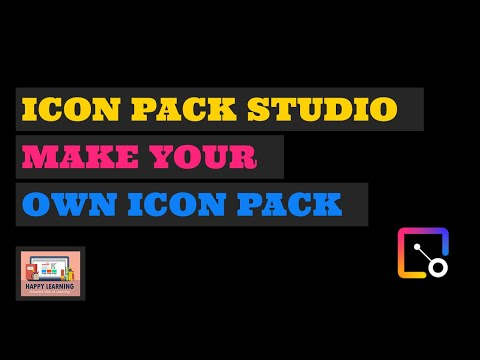 Create Custom Android Icon Pack In Your Android Device