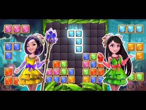 video review of Block Puzzle Gems Classic 1010