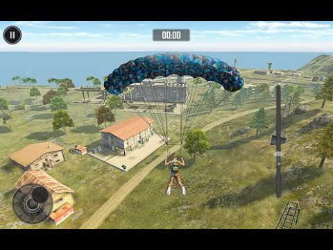Free Firing Battleground Squad : Free fire Squad Android Gameplay