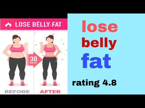 lose belly fat in 30 days app