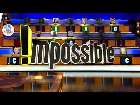 IMPOSSIBLE QUIZ GAME APP - How Impossible ?