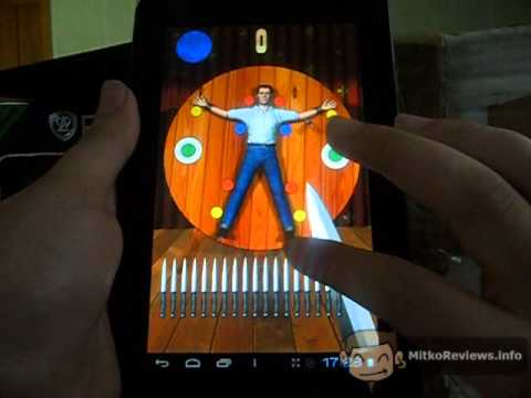 Throwing Knife Android Review