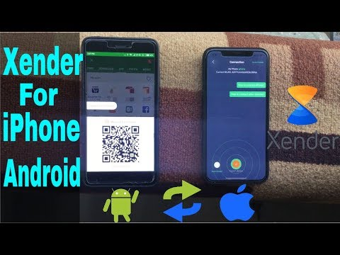 [2021] How to Use Xender on iPhone and Android: Transfer Documents, Photos & Videos