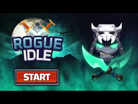 video review of Rogue Idle RPG