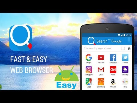 Smart Search & Web Browser ไวมาก ท้าให้ลอง   Easy Android