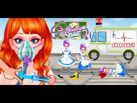 Girl Emergency Doctor Game, Android | iPhone | iPad Gameplay