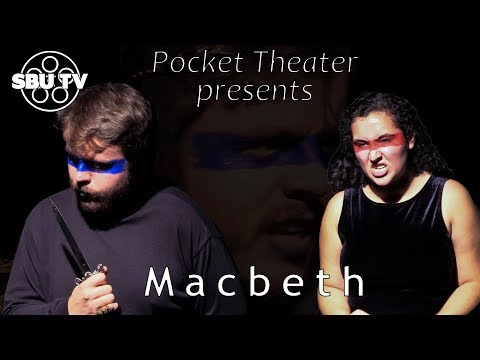 Pocket Theater: A PostModern Rendition of Macbeth (Android Schizoid)