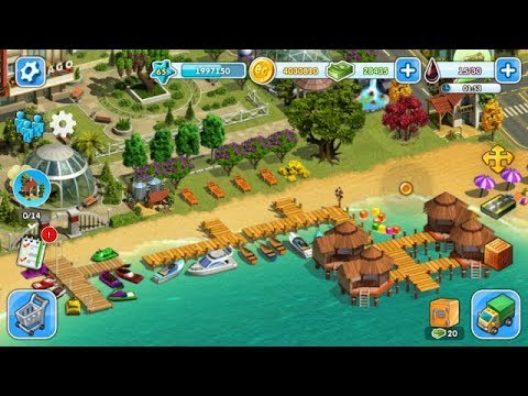 Eco City Android Gameplay