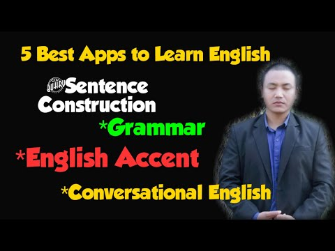 5 Best English Learning Apps for android Users 2020 and beyond/Learn English with James