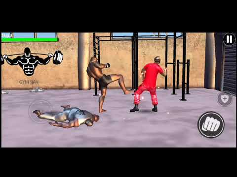 Bodybuilder Fighting Games: GYM Fight Club 2021 android games