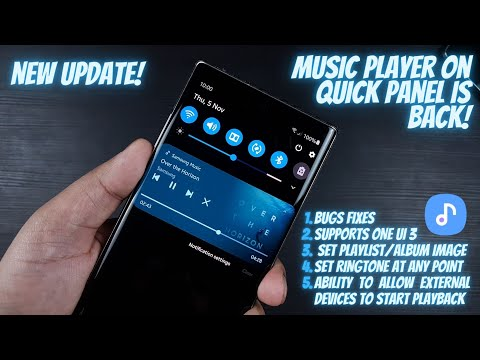 New Update for Samsung Music 2020!