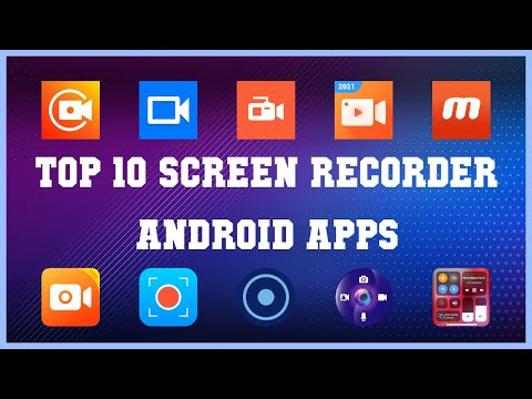 Top 10 Screen Recorder Android App | Review