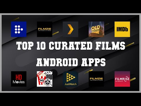 Top 10 Curated Films Android App   Review
