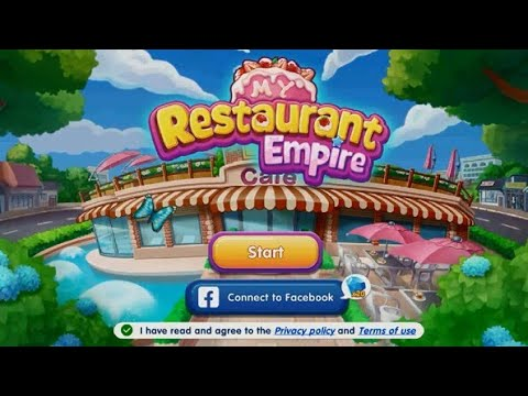 My Restaurant Empire - 3D Decorating Cooking Game (Early Access) Gameplay Android/iOS