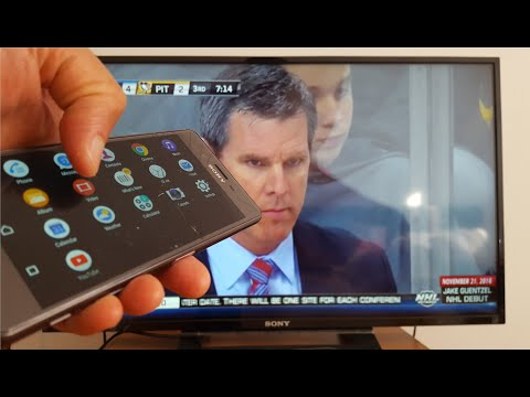 Android TV (BOX): Use your cellphone as a remote control