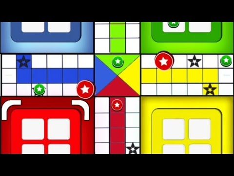 King of ludo Dice game with 2020 voice Chat 2020 1vs1 Gameplay